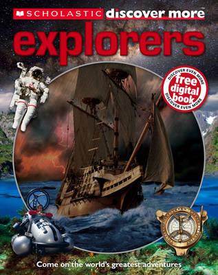 Explorers - Discover More (Paperback)
