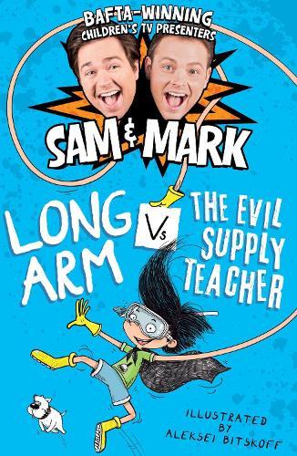 Long Arm Vs The Evil Supply Teacher - The Adventures of Long Arm 2 (Paperback)
