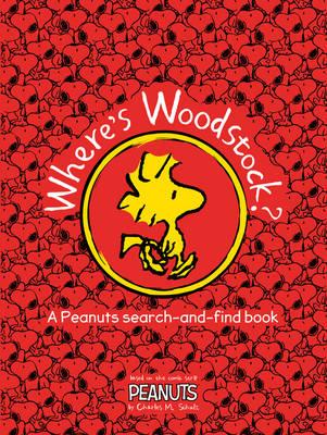 Peanuts: Where's Woodstock? (Paperback)