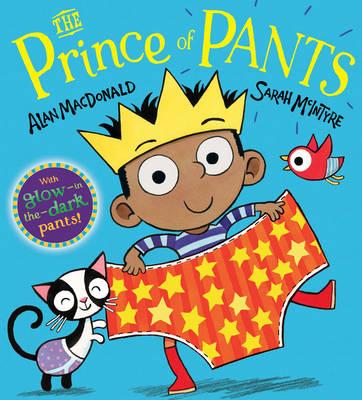 Prince of Pants (Hardback)