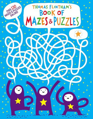 Thomas Flintham's Book of Mazes and Puzzles (Paperback)