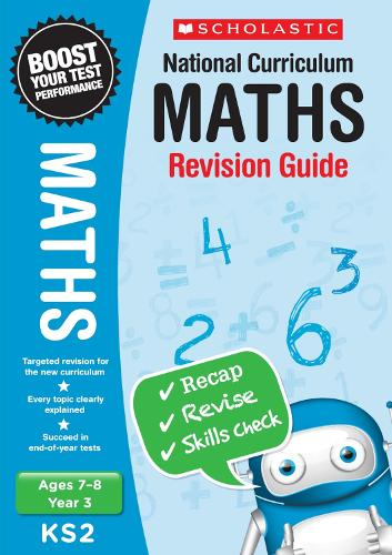 Maths Revision Guide - Year 3 - National Curriculum Revision (Paperback)