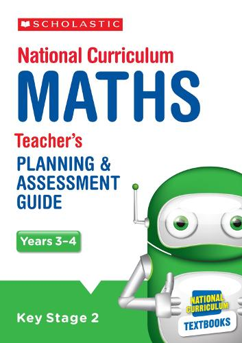 Maths - Years 3-4 - National Curriculum Planning and Assessment Guides