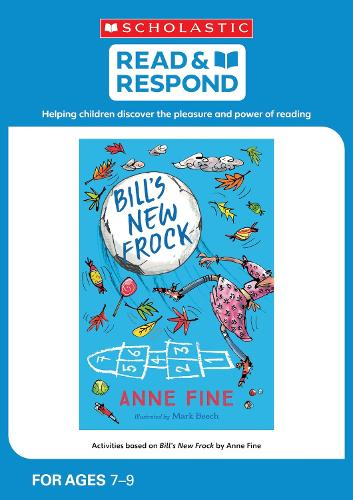 Bill's New Frock - Read & Respond