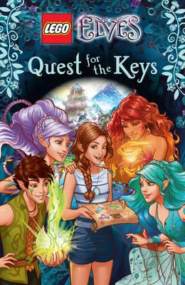 LEGO ELVES: Quest for the Keys (Paperback)