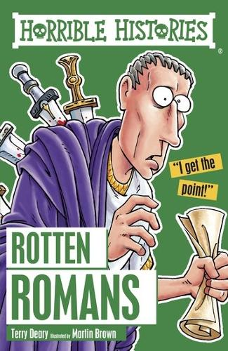 Rotten Romans - Horrible Histories (Paperback)