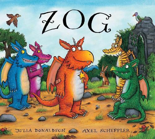 Zog Gift Edition Board Book (Board book)