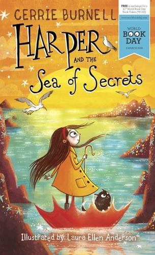 Harper and the Sea of Secrets - World book Day 2016 (Paperback)