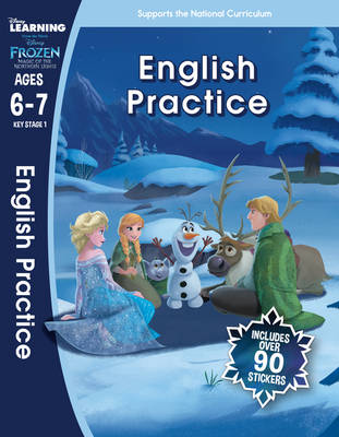 Frozen Magic of the Northern Lights: English Practice (Ages 6-7) - Disney Learning (Paperback)
