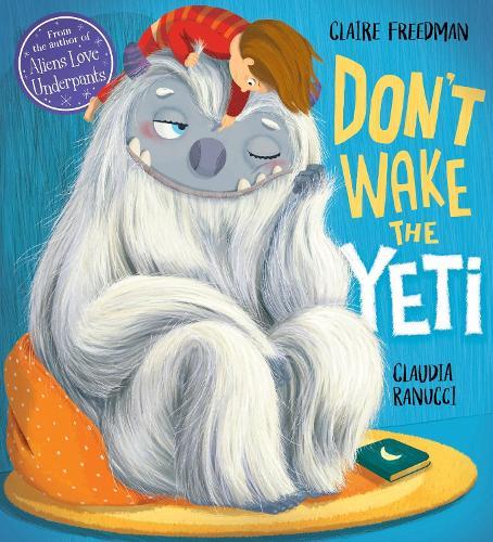 Don't Wake the Yeti! (Paperback)