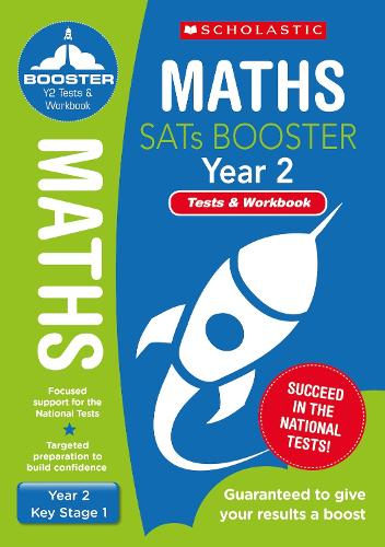 Maths Pack (Year 2) - National Curriculum SATs Booster Programme (Paperback)
