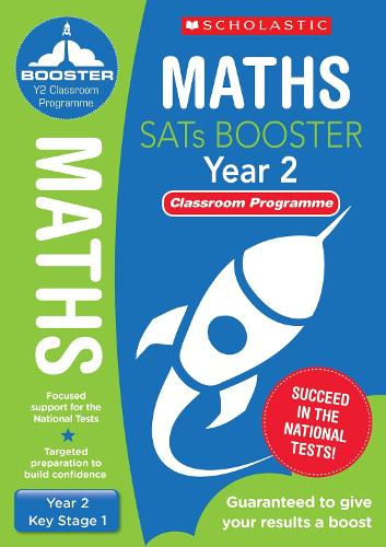 Maths Pack (Year 2) Classroom Programme - National Curriculum SATs Booster Programme (Paperback)