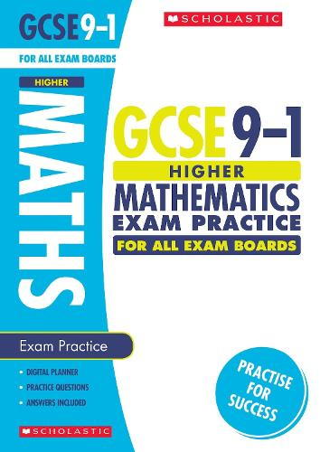 Maths Higher Exam Practice Book for All Boards - GCSE Grades 9-1 (Paperback)
