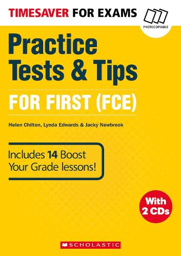Practice Tests & Tips for First - Timesaver