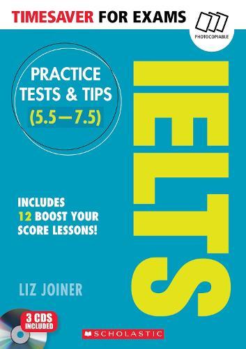 Practice Tests & Tips for IELTS - Timesaver