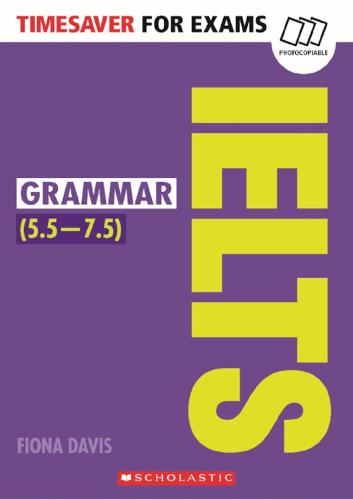 Grammar for IELTS - Timesaver (Paperback)