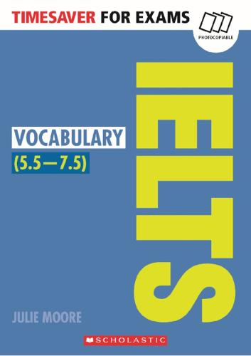 Vocabulary for IELTS - Timesaver (Paperback)