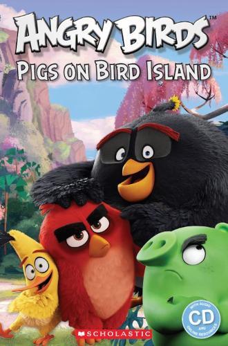 Angry Birds: Pigs on Bird Island - Popcorn Readers