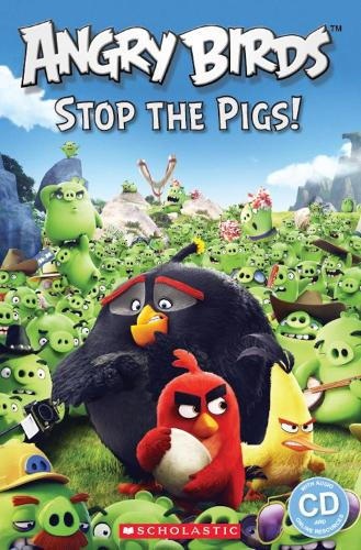 Angry Birds: Stop the Pigs! - Popcorn Readers