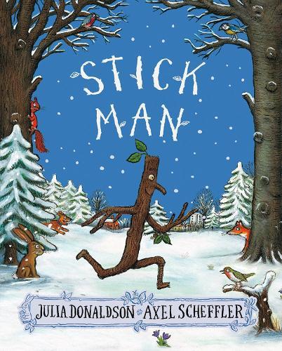 Stick Man (Paperback)