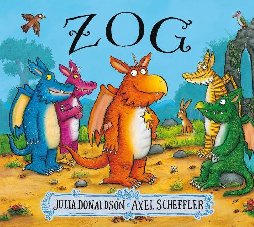 Zog (Paperback)