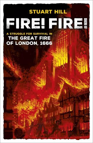 Cover of the book, Fire! Fire!.