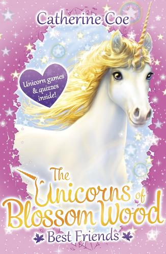 The Unicorns of Blossom Wood: Best Friends - Blossom Wood (Paperback)