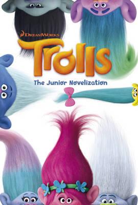 The Junior Novelization - DreamWorks TROLLS (Paperback)