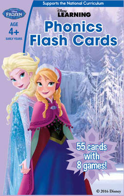 Frozen: Phonics Flash Cards - Disney Learning