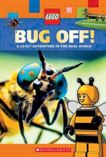 LEGO Non Fiction: Bug Off! (Hardback)