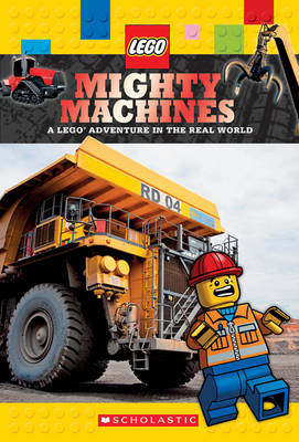LEGO Non Fiction: Mighty Machines (Hardback)