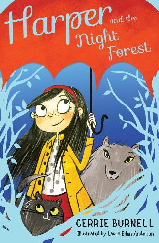 Harper and the Night Forest (Paperback)