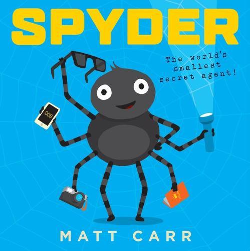 Spyder (Paperback)