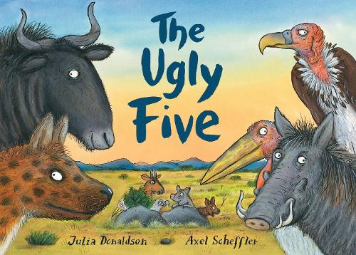 The Ugly Five (Hardback)
