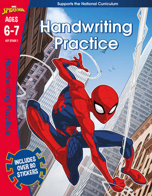 Spider-Man: Handwriting Practice, Ages 6-7 - Marvel Learning (Paperback)