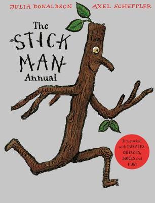 The Stick Man Annual 2019 (Hardback)