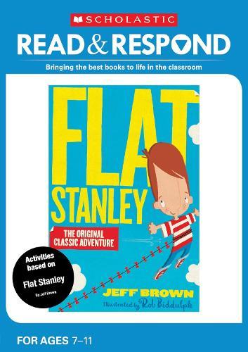 Flat Stanley - Read & Respond (Paperback)