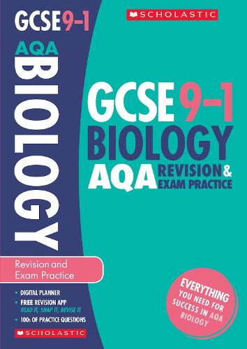 Biology Revision and Exam Practice Book for AQA - GCSE Grades 9-1 (Paperback)
