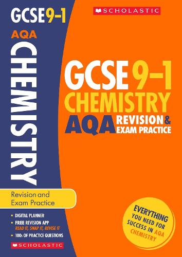 Chemistry Revision and Exam Practice Book for AQA - GCSE Grades 9-1 (Paperback)
