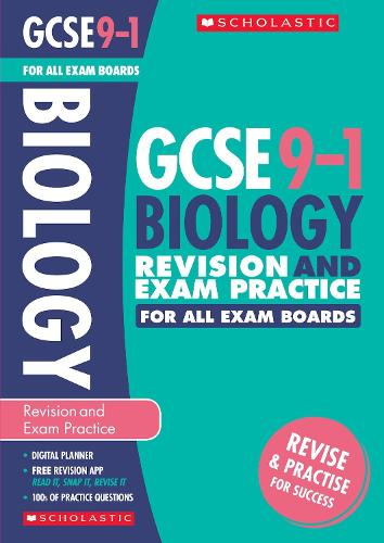 Biology Revision and Exam Practice for All Boards - GCSE Grades 9-1 (Paperback)