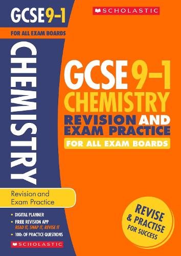 Chemistry Revision and Exam Practice for All Boards - GCSE Grades 9-1 (Paperback)