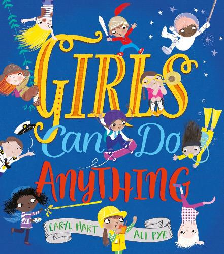 Girls Can Do Anything! (Paperback)