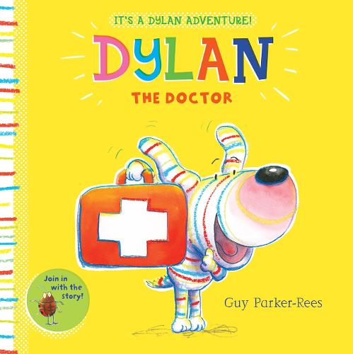Dylan the Doctor (Board book)