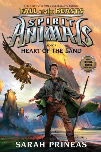 Fall of the Beasts 5: Heart of the Land - Spirit Animals (Hardback)