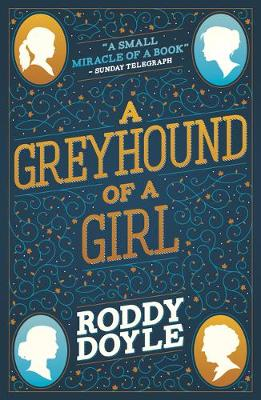 A Greyhound of a Girl (Paperback)