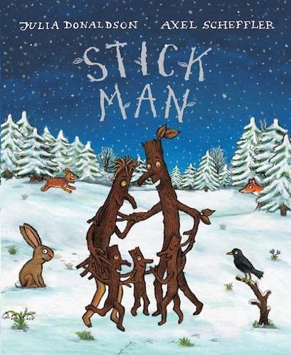 Stick Man Anniversary Cased Board Book By Julia Donaldson