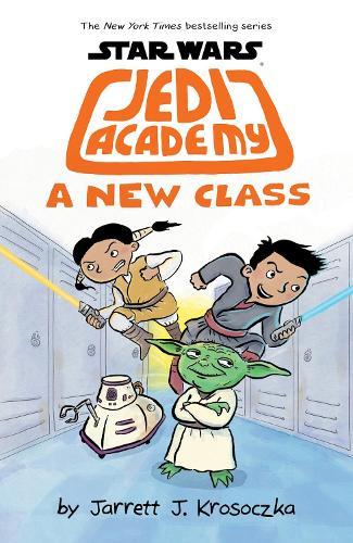 Jedi Academy 4: A New Class - Jedi Academy 4 (Paperback)
