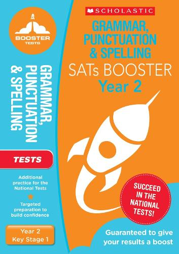Grammar, Punctuation and Spelling Tests (Year 2) KS1 - National Curriculum SATs Booster Programme (Paperback)