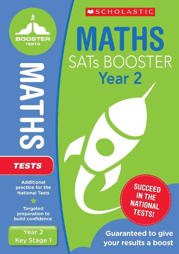Maths Tests (Year 2) KS1 - National Curriculum SATs Booster Programme (Paperback)