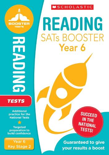 Reading Tests (Year 6) KS2 - National Curriculum SATs Booster Programme (Paperback)